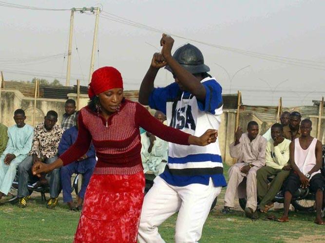 Picturing Nigeria Hausa Film Stars Zainab Idris And Abbas Sadiq