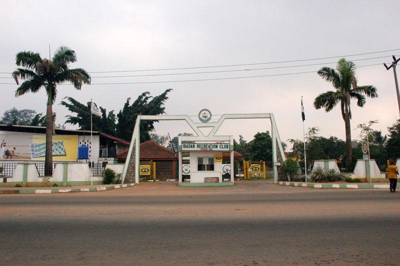 Picturing Nigeria - Ibadan Recreation Club
